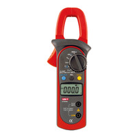 Wholesale UNI T UT204A1 quot LCD Digital Clamp Multimeter without batteries