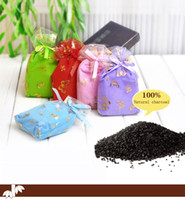 Wholesale Sachets With Lavender g Tiger Bamboo Charcoal Carbon Package Home Essential Daily