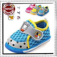 Unisex baby shoes box - New Spring Squeaky Shoes baby footwear first walker infant toddle shoes anti slip sandal with sound Sneaker retail box Bieber pairs