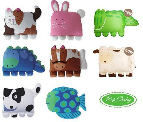 Pillow Case Designs For Baby Boy: Top Baby 8 Designs Optional Baby Boys Girls Cartoon Bedding Pillow    ,