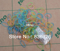 Fashion Bracelets Yes DIY silicone loom bands glow in the dark colorful rubber loom bands refills used to make bracelet 600 loom bands-24 C-clips