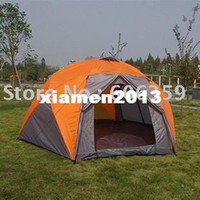 Wholesale high grade ten people camping tents rainproof tents man tents amp retail hot sales canopy tents party