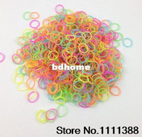 Fashion Bracelets Yes DIY Glow In The Dark Loom Refill Twistz Bands for Loom Kit for kids(600 pcs bands+24 pcs S-clips)