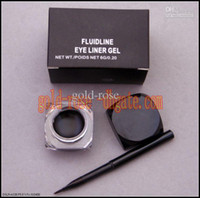 HOT Makeup Eyeliner gel 6g BLACK Waterproof + FREE GIFT