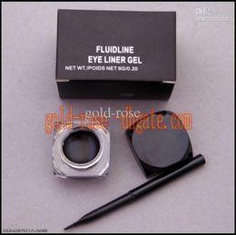 Wholesale HOT Makeup Eyeliner gel g BLACK Waterproof FREE GIFT