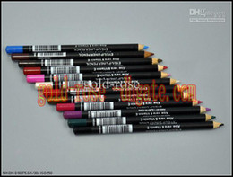 Wholesale HOT MIX EYE LIP Liner Pencil Aloe amp Vitamin E1 g color