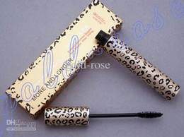 Wholesale Makeup Leopard LASH Mascara black ml