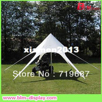 Wholesale Direct Manufacture for Pop up Canopy Advertising Folding Tent Outdoor Gazebo Canopy Star Canopy BLM