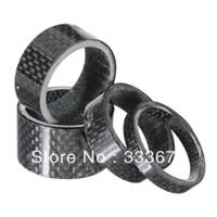 Wholesale 4x Carbon quot mm Headset Stem spacer DB060