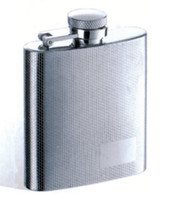 Wholesale Hip Flasks Stainless Steel Flagon Vodka Bottles Alcohol discreet Portable Wine Pot Men Gift