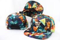 Wholesale 2014 New Arrival Hot Galaxy Hater Snapback Hats Baseball Caps Football Caps Adjustable Caps pu with metal hip top cap