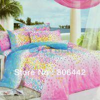 Wholesale Bed Bedding Set Flower Print Duvet Cover Bed Set Quilt Cover Bedspread Pillowcase Types