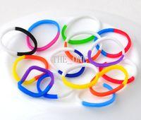 tie dye kit - Super Elasticity Double Color rainbow loom rubber bands diy loom bands kit bracelet Tie Dye Loom Bands loom bands s clip promot