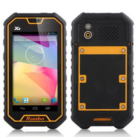 Cheap WCDMA Runbo X6 IP67 Best Quad Core Android Runbo X6