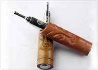 new ecig Smask Wooden Color vapor Electronic Cigarette A200 ...