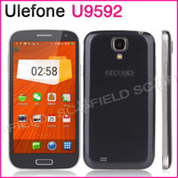 "Ulephone 5.0 Android 5.0"" Ulefone U9592 S4 I9500 MTK6592 Octa Core 1G RAM Big RAM Android Smart Phone 8G ROM 8.0MP Android 4.2"