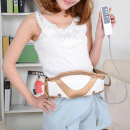 Wholesale New Detox Massage Rejection Fat Belt Slimming Infrared Hyperthermia Y4059B