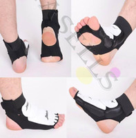 Wholesale boxing muay WTF Karate Judo Taekwondo Sanshou Nursing ankle fighting feet ankle protector protective gear foot protection foot cover
