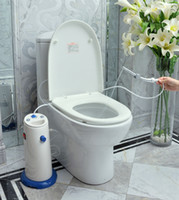 Wholesale Hot sell held hold electronic bidet Warm water spray electronic toilet bidet HS S91 Y8000B