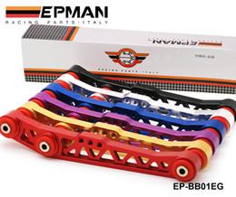 EPMAN High Strength Rear Lower Control Arm Kit LCA FOR HONDA CIVIC 88-95 EG ACURA INTEGRA 90-01 EP-BB01EG