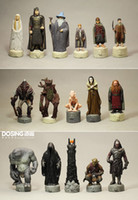 action hands - The lord of the ring hobbit hand done model kids gift classic toy action figure