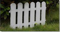 Wholesale plastic fence christmas tree fence flower pot fence cm