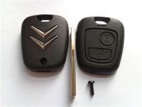 citroen - car key Citroen C5 button remote key shell and C2 C3 C4 C5 Xsara Button key cover