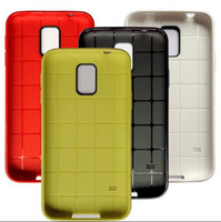 Official Design TPU with Leather Trim Case for Samsung Galax...