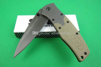 Wholesale SOG FA02 Folding blade Microtech pocket knife G10 handle Tactical Survival knife Bowie camping hunting knife knives with retail