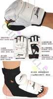 Wholesale sanda boxing Karate Judo taekwondo sandbags gloves hand gauntlets Protector nursing ankle fighting foot ankle protective gear