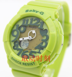 Wholesale New style sports watch fashion baby sports watch white students sports watch water proof watches gg
