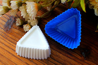 Wholesale B0005 Muffin cupcake liners silicone mold baking tools cup cake molds