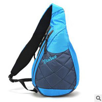 Wholesale Sports Shoulder Bag Nylon colors Mix B10