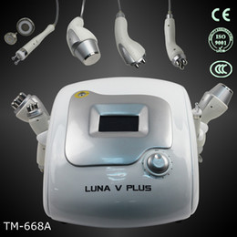 Wholesale 2014 LUNA V PLUS cavitation slimming best rf skin tightening face lifting machine