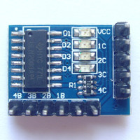 Wholesale MINI ULN2003 five line four phase stepper motor driver module driver board