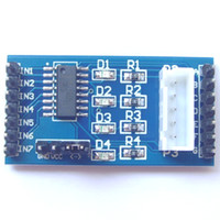 Cheap ULN2003 five-DIP four-DIP stepper motor driver module driver board