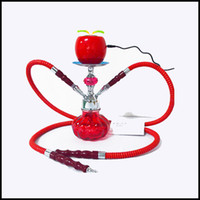 Electronic Cigarette Set Series Red&Green E hookah huge vapor 1200mah 6ml e shisha hookah T903 reusable shisha hookah pen rechargeable e hookah