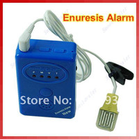 Guangdong China (Mainland) Personal 18901 Blue Adult Baby Bedwetting Enuresis Urine Bed Wetting Alarm +Sensor With Clamp