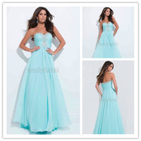 Free Shipping 2014 Stunning Sweetheart Prom Dresses Long Flo...