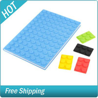 Wholesale Fashion Dot Building Block Notebook Memo Diary Book A5 Size