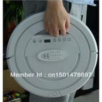 Wholesale Robotic vacuum cleaner QQ5 new design long