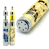 Cheap New S2000 Brand Vapor E-Cigarette kit Metal mod huge vapor Protank Atomizer 1100mah battery ego kit in Gift box Drop factory DHL Free