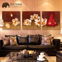 Wholesale Fashion oil painting manglers frameless decorative painting ofhead paintings mural sofa background painting