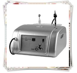Wholesale Beauty Salons Portable O2 light gray oxygen facial machine oxygen jet oxygen spray machine oxygen machine