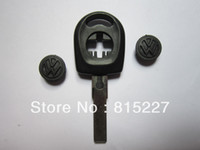 Wholesale Hot VW Transponder Car Key Shell Case Key Blank for Volkswagen Passat Factory Price