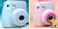 Wholesale Camera Body Decoration Stickers For Fujifilm Polaroid Instax Mini8 Crysta style