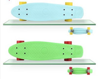 Kick Scooters   2014 Newest Designs 22 inch Penny Skateboard for Penny Nickel Penny Cruiser Plastic Skateboard Penny Board Free shipping