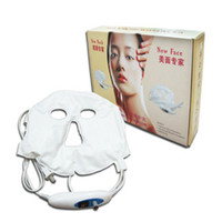 Wholesale Far infrared face lift mask far infrared electronic face mask foment mask beauty mask beauty mask