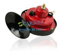Wholesale Waterproof Snail shaped Car Auto Van Motor Truck V Electric Vehicle Horn Trumpet TK0668