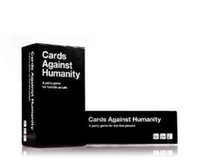Wholesale Cards Against Humanity is a party game for horrible people Amazon Ebay Hot Version Card Games